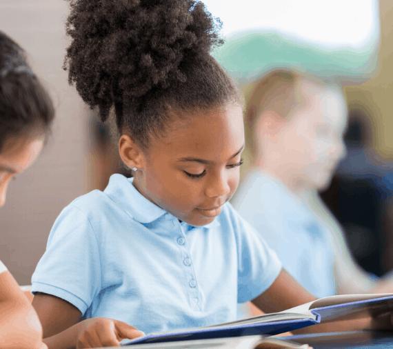 Child in School
