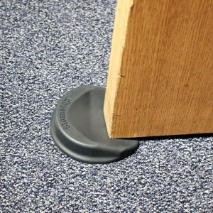 SlamStop Door Stopper - Anthracite - Lifestyle
