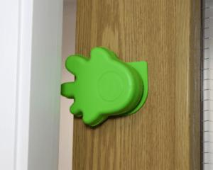 Happy Hands Door Stopper